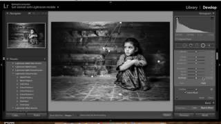 Créer de Spectaculaires Photos en Noir et Blanc par Lightroom - Omar Al-Nahdi