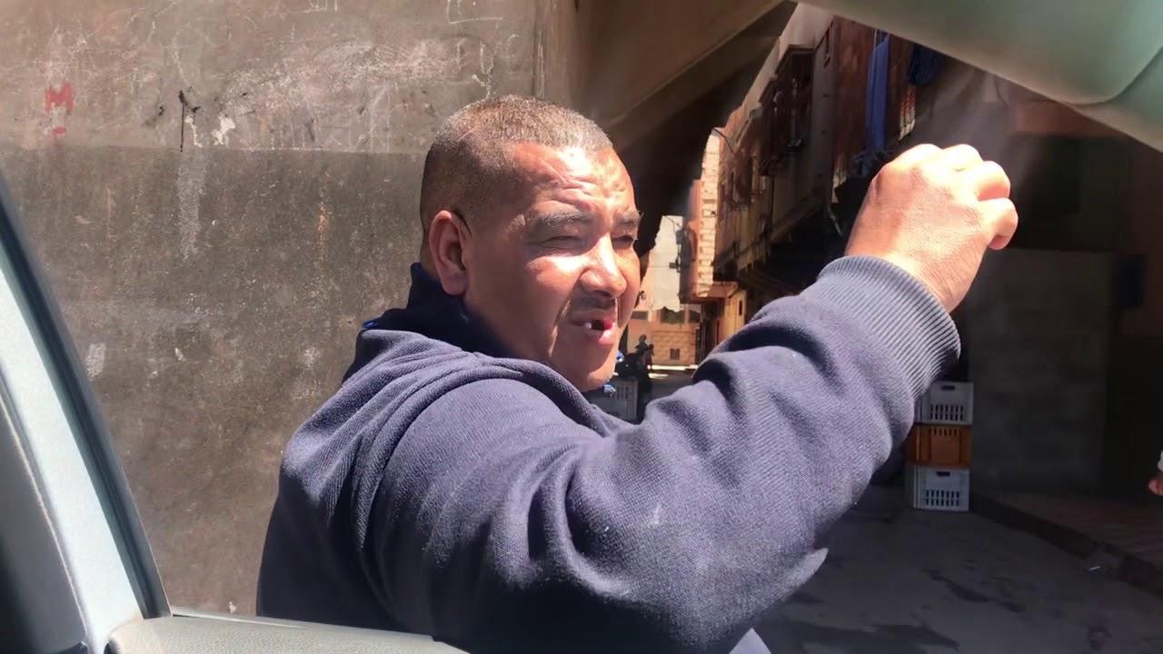 Simo Daher - نيبا مقطوع امقلق حيث ملقاش السردين فلمارشي