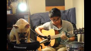 So sick(Ne-yo) guitar solo rearranged by leo wang