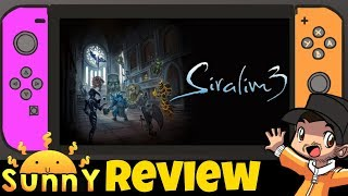 Siralim 3 Nintendo Switch Review | Is This A Good Pokemon Alternative? (Video Game Video Review)
