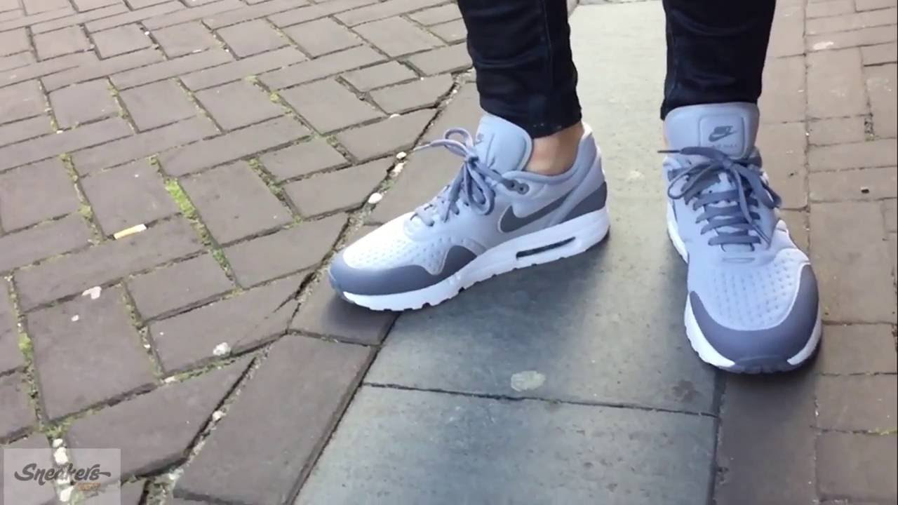 Nike Air Max 1 Ultra SE Wolf Grey 845038-002 | Sneakersenzo