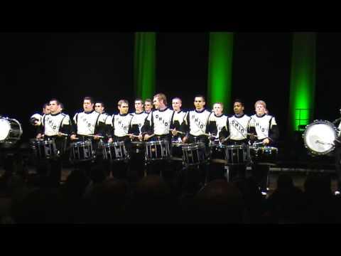 Ohio University Marching 110 Drumline Cadences at Ohio Theater