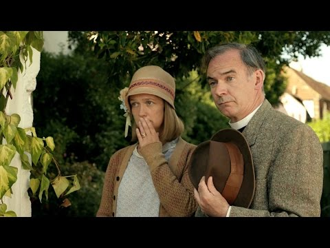 ducing the Padre and his wife Evie  Mapp and Lucia  BBC One Christmas 2014