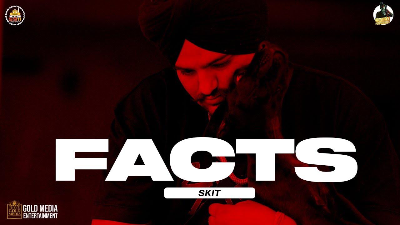 FACTS LYRICS – SIDHU MOOSE WALA   Best NxtLyrics -2021