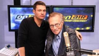 "Larry King Sings ""Poker Face"" 