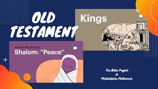 Kings & Shalom | Episode 13 | The Bible Project
