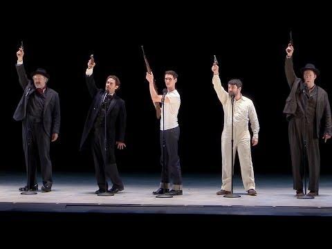 Watch Highlights of Assassins at New York City Center