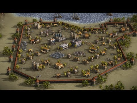Cossacks 3 - Mission 3 THE SIEGE OF CANDIA | In the Service of the Grand Vizier