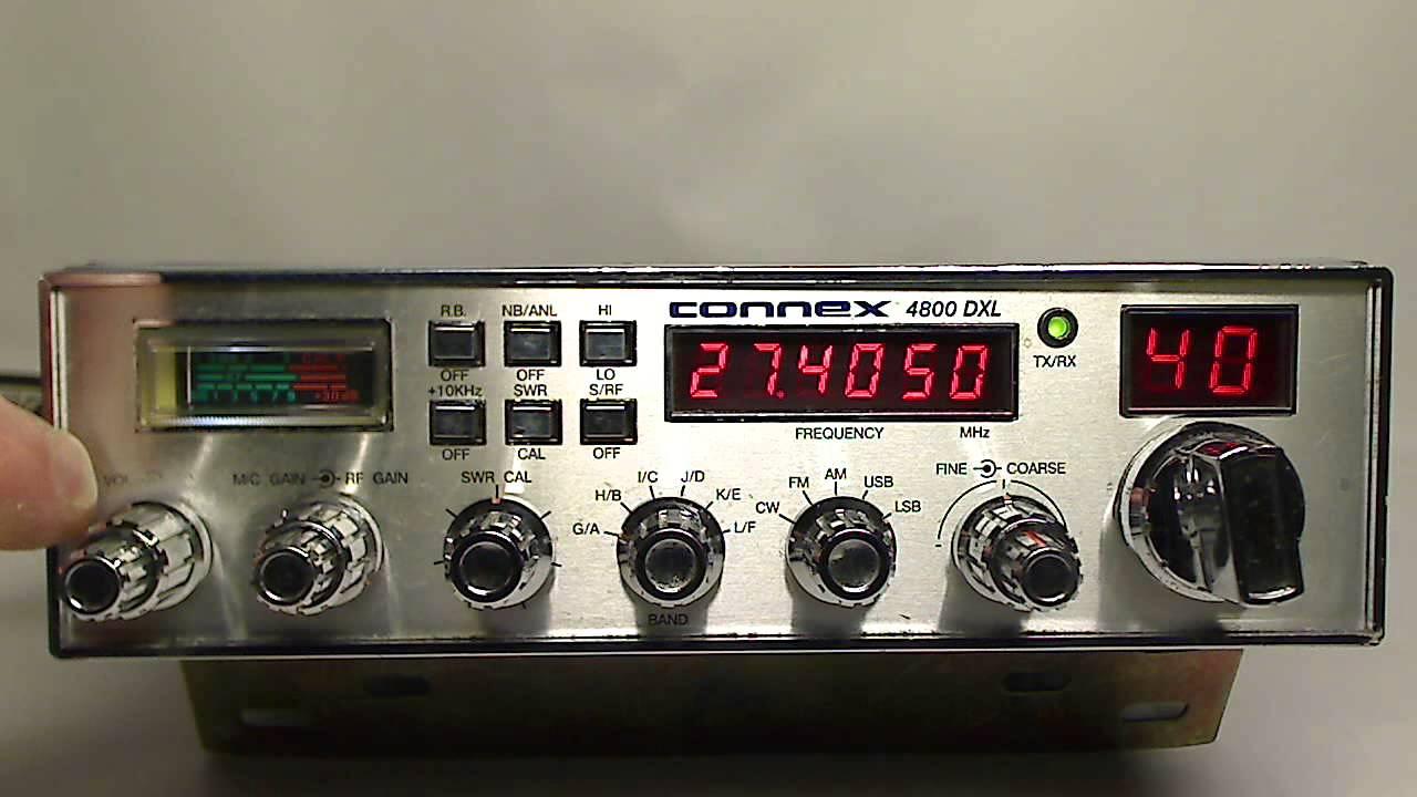 connex 4800 dxl youtube