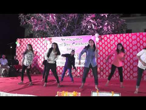 India Wale Song-Annual Function 2018-S.R.B. Public School,Hathras