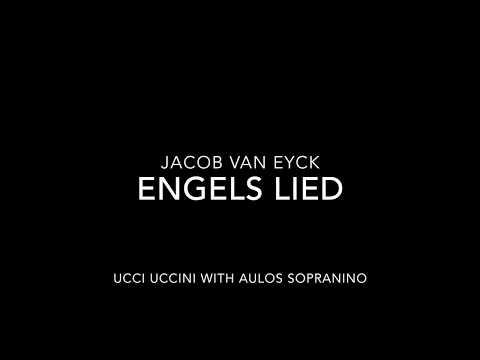 Jacob van Eyck, Engels Lied