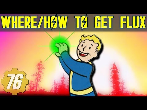 What FLUX is & Where to Find it Guide - Fallout 76