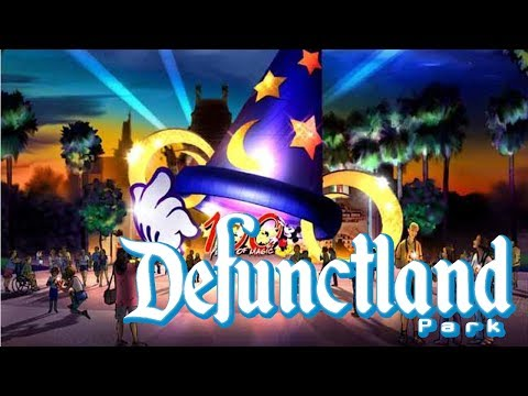 Defunctland: The History of Disney's Hollywood Studios' Icons