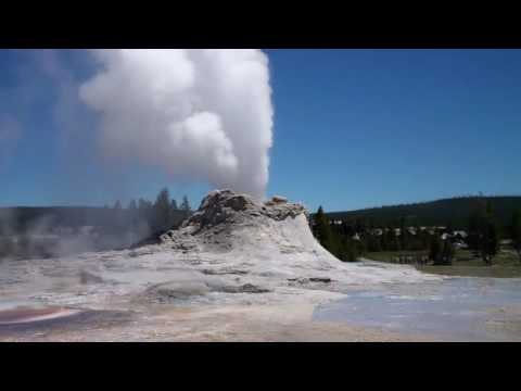 Yellowstone Road Trip Terry and Annette episode 2