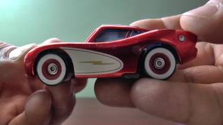 Unboxing Cruisin Lightning McQueen y Sally Cars Pixar Movie #Cars3