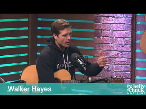 Why Walker Hayes Has a Song on His Album Telling Kenny Chesney to Shut Up - Ty, Kelly & Chuck