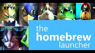 "Loadiine: The ""Official"" Nintendo Wii U Homebrew Part 2 GRAPHICS! (Star Fox Zero)"