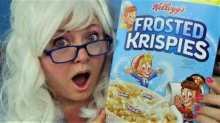 Rice Krispies Cocoa Krispies Rice Krispy Treats Funny Taste Test Review