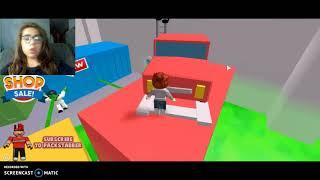 Très première vidéo Roblox// WeirdJc17 Gamess