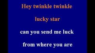 Merle Haggard - Twinkle Twinkle Lucky Star - Karaoke