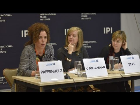 Women's Roles in Mediation in Colombia, Syria, Yemen and Beyond