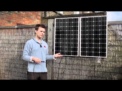 How to create a 24V Solar Water Pump