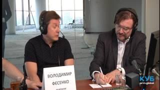 Фесенко: Путин и Макрон встретились prm.global. КУБ