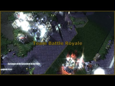 Battle Royale on Sanctuary (No Chat) - Cast by Mog[Skynet] and WorpeX