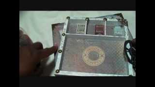 Altered Cigar Box - Men's Valet - For Swmb Dt