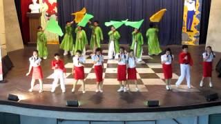 Việt Nam đất nước tuyệt vời - 6A4 văn nghệ