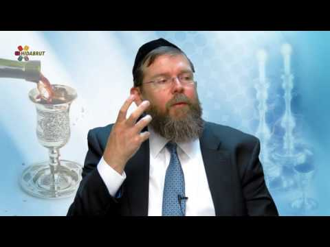 Kiddush on Shabbat - Part 1 - Rabbi Reuven Lauffer