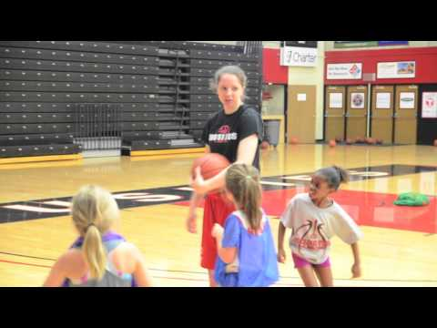 St. Cloud State Summer Youth Basketball Camps 2014 Video
