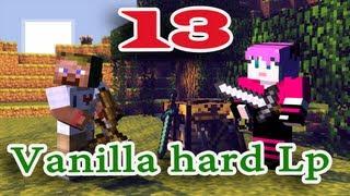 ч.13 Minecraft Vanilla hard Lp - Исследуем Ад