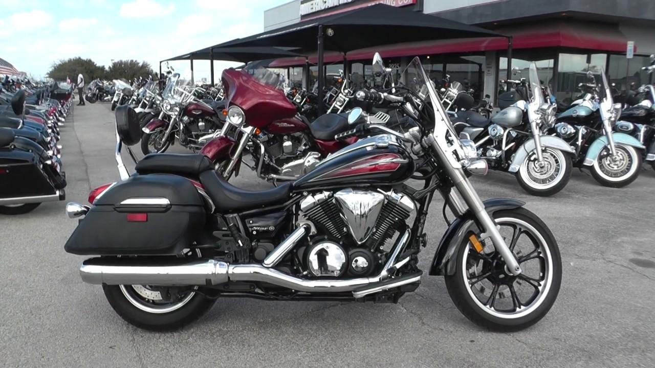 019340 - 2014 Yamaha V Star 950 Tourer XVS95CTEBC - Used motorcycles ...
