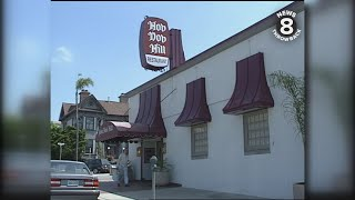 Hob Nob Hill Restaurant celebrates 50 years in Bankers Hill in 1994