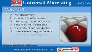 Beauty Salon Furniture and Accessories by Universal Marketing, New Delhi