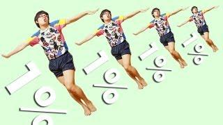 板野友美 6月12日発売ニューシングル「1%」。 1% DANCE TRIAL 2013 h...