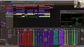 Mixing & Understanding The Spectrum Meter