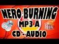 Pasar de Mp3 a Audio CD con Nero Burning