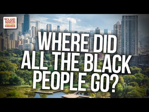 Where Did All The Black People Go? African American Population In Cook County & Chicago Is Shrinking