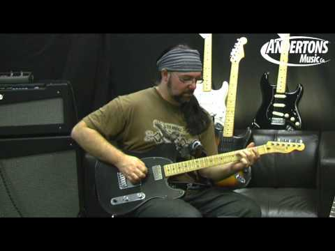 New Fender road worn player guitars at Andertons