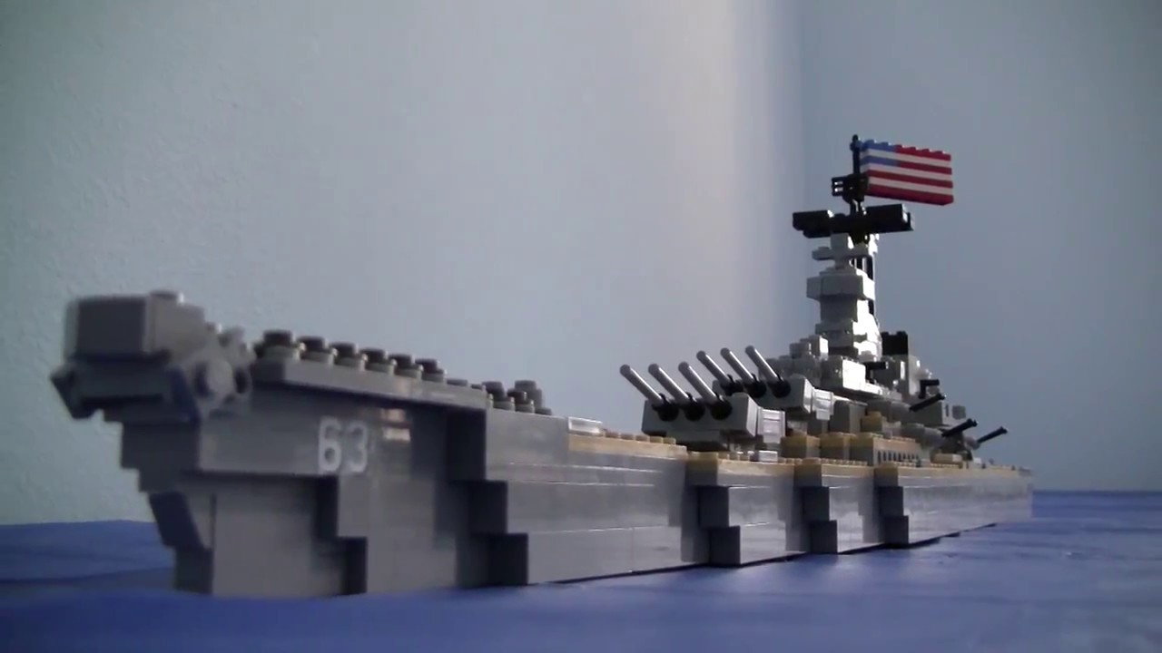 Battleship The Ultimate Lego Remake Part 2 Youtube
