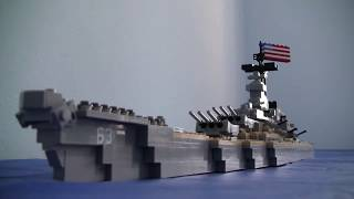 Battleship the Ultimate Lego Remake Part 2