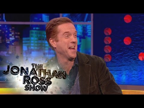 Damian Lewis Mimes To 'Foreigner' - The Jonathan Ross Show