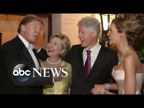 Donald Trump, Hillary Clinton Step Up Attacks
