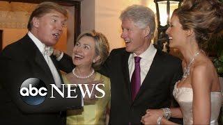 Donald Trump, Hillary Clinton Step Up Attacks thumbnail
