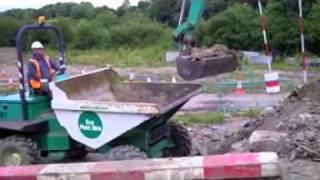 Eco-Training - CPCS Forward Tipping Dumper Operators Course