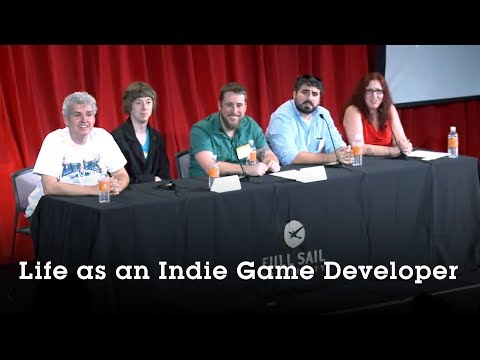 Life as an Indie Game Developer