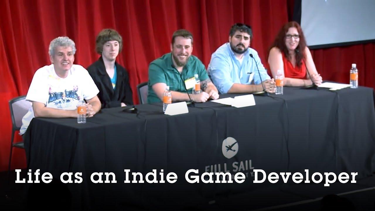 Life as an Indie Game Developer | Full Sail University
