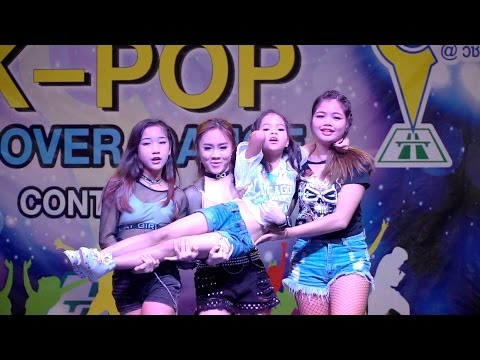 170514 Tiger Girls cover BLACKPINK - Intro + BOOMBAYAH @ Check In Cover Dance 2017 (Final)